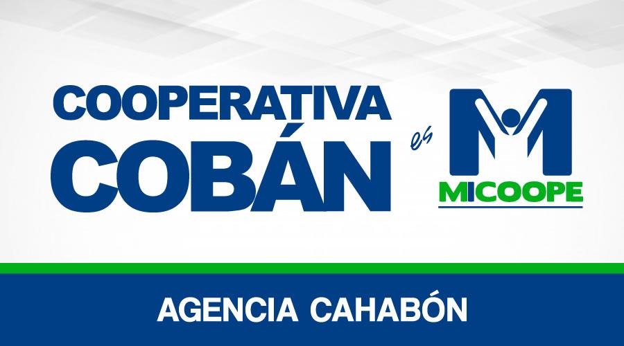 Cooperativa Cobán - Agencia Cahabón